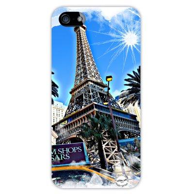 URBAN ART by DS coque Paris Vegas pour Apple iPhone 5/5S