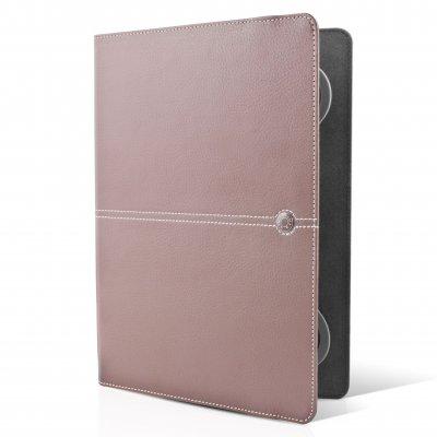 Etui Faconnable universel folio pour tablettes 7 et 8 pouces taupe