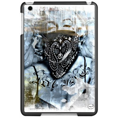 URBAN ART by DS coque Bandana Marilyn pour Apple iPad Mini