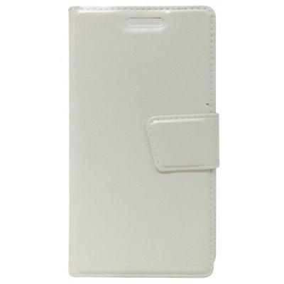 Etui livre blanc pour Samsung Galaxy A7