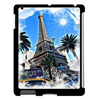 URBAN ART by DS coque Paris Vegas pour Apple iPad 2/3/4