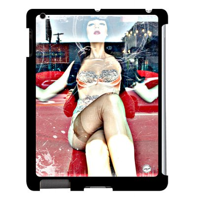 URBAN ART by DS coque Melrose pour Apple iPad 2/3/4
