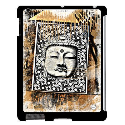 URBAN ART by DS coque Buddah pour Apple iPad 2/3/4