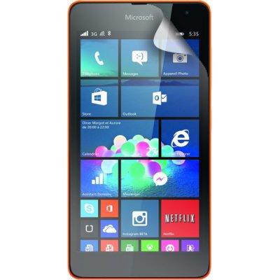 Lot de 2 protège-écrans transparents pour Nokia Lumia 535