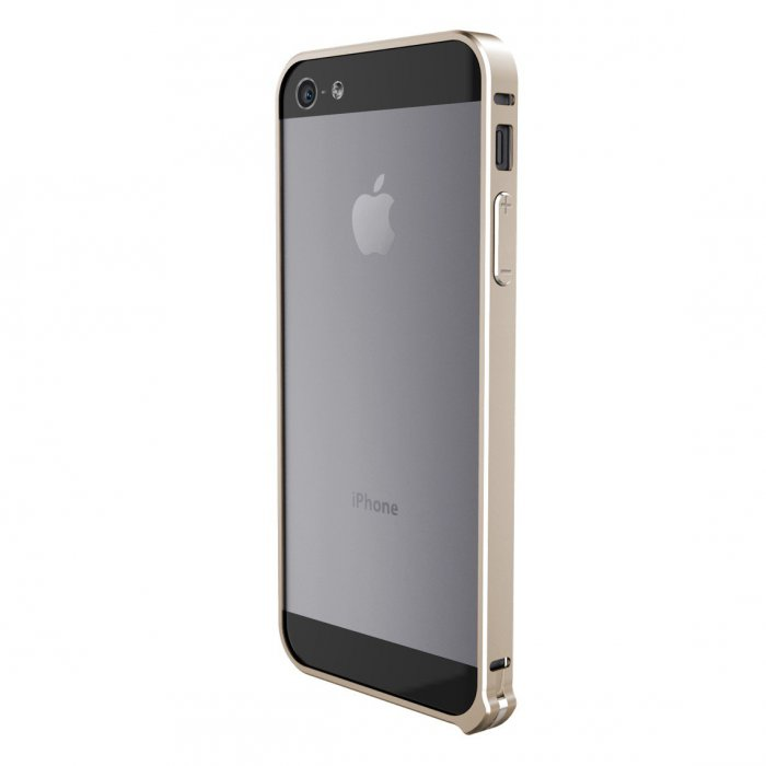 Xdoria Bump Gear Or Pour Iphone 5 5s**