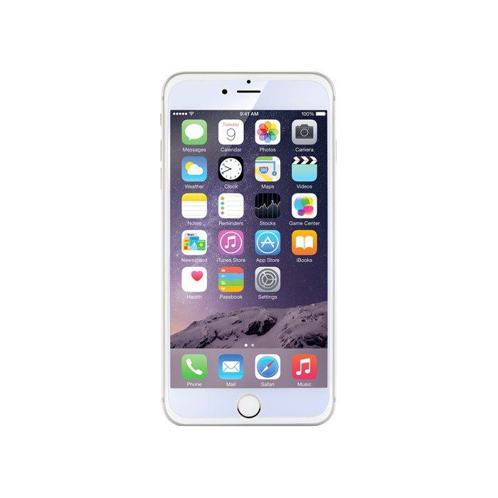 Protège-écran en verre trempé avec filtre anti-lumière Qdos pour iPhone 6 Plus