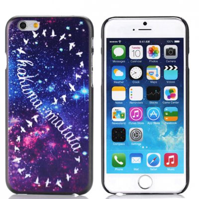Coque Galaxie infini pour Apple iPhone 6