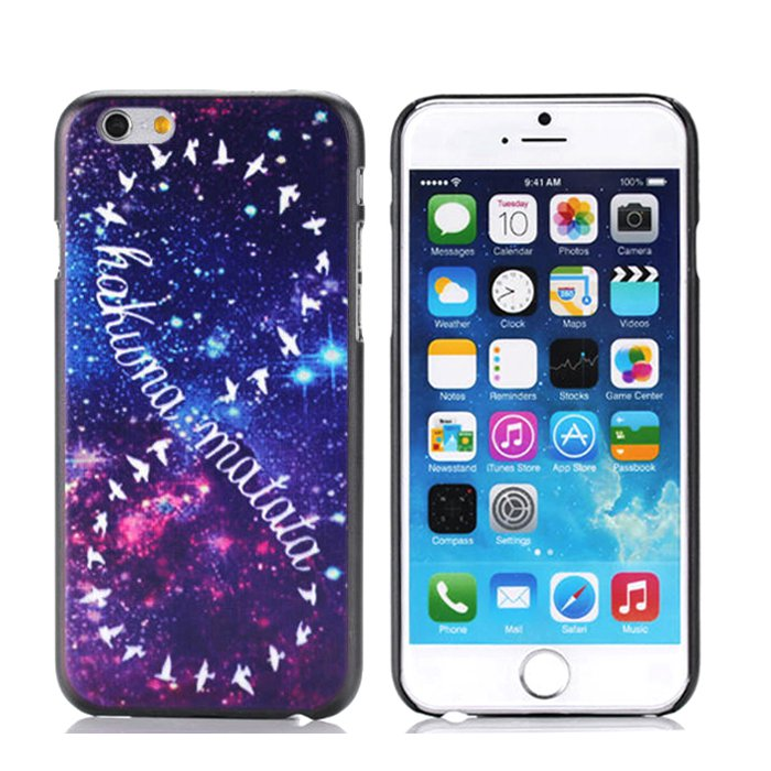 Coque Galaxie infini pour Apple iPhone 6 et 6S