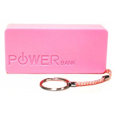 Batterie rose porte-clé PowerBank 5600 mAh
