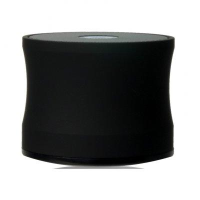 Enceinte Muvit bluetooth sans fil noire avec batterie rechargeable