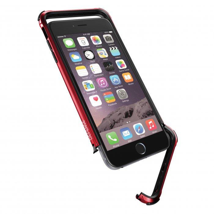 Xdoria Defense Shield rouge pour Apple iPhone 6 Plus