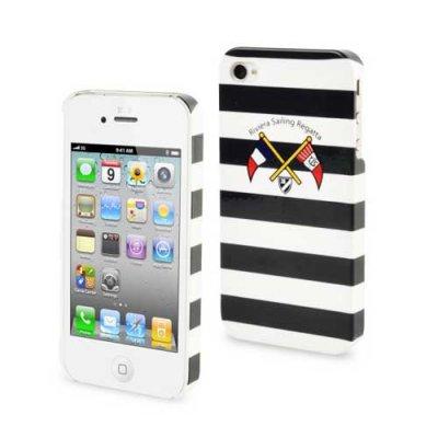 Coque arriere Cremieux design Riviera et protege ecran iPhone 4
