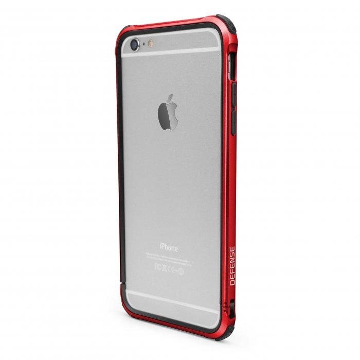Xdoria Defense gear rouge pour Apple iPhone 6 Plus