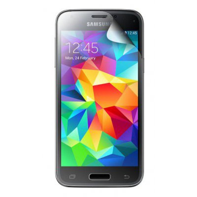 Lot de 3 Films protèges écrans anti-reflets pour Samsung Galaxy S5 mini