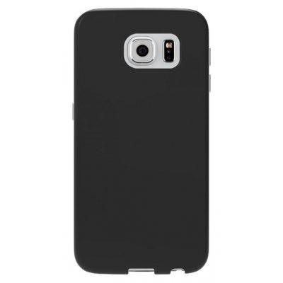 Coque noire rigide pour Samsung Galaxy S6 Edge