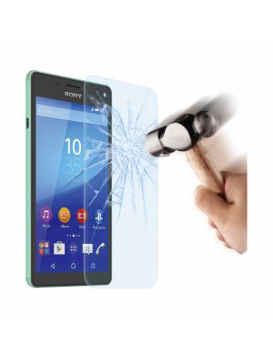 Film en verre trempé Glass Protection Made for Xperia pour Sony Xperia C4