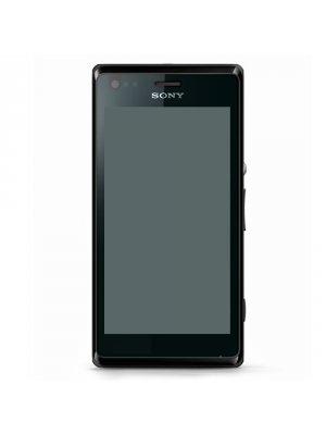 Protection écran Anti-Rayures XQISIT pour Sony Xperia M4 - 3 Pieces