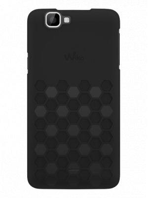 Wiko coque Clip Slim noir pour Wiko Rainbow 4G