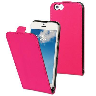 Etui clapet rose pour Apple iphone 6