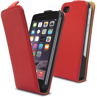 Etui clapet rouge pour Apple iPhone 6
