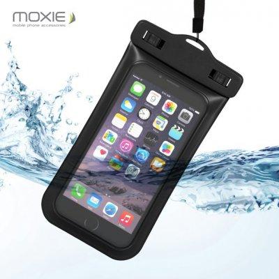 Pochette waterproof universelle taille L noire