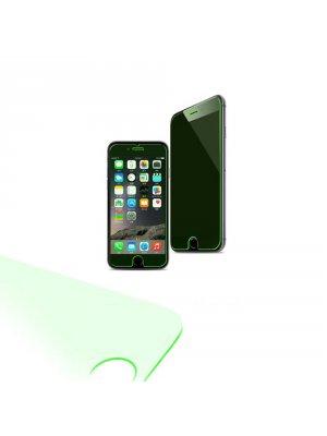 Vitre en verre trempé Neon vert pour Apple iPhone 6