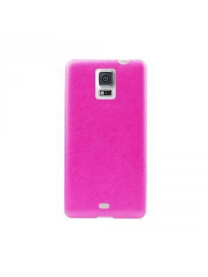 Coque souple Jelly rose pour Samsung Galaxy S5