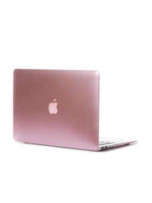 Coque rigide crystal rose pour Apple MacBook Retina 12 Pouces
