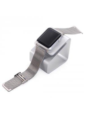 Support argenté pour Apple Watch 38 et 42mm