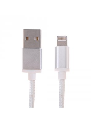 Câble USB/Lightning blanc