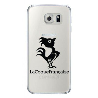 Coque Samsung Galaxy S6 Edge rigide transparente La Coque Francaise Dessin La Coque Francaise