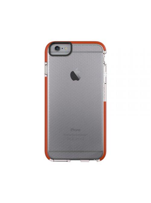 tech21 coque classic check orange pour apple iphone 6 6s plus