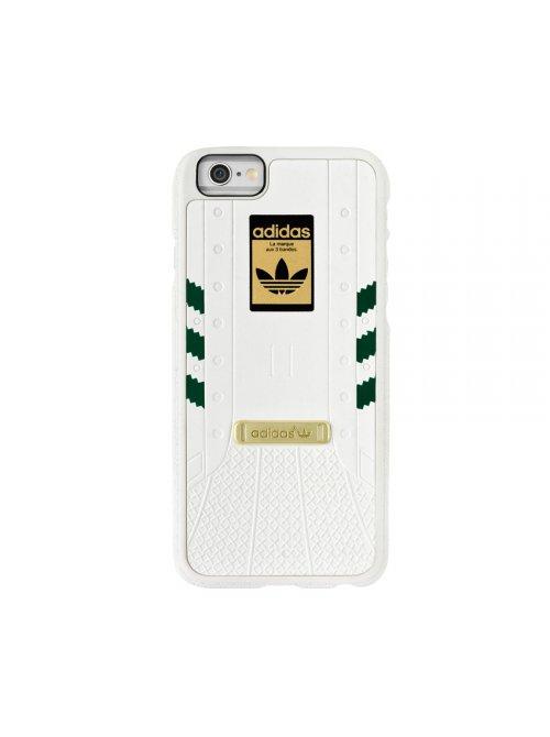 adidas coque de protection 1969 blanche verte pour apple iphone 6 6s