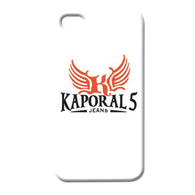 Kaporal Coque blanche logo Kaporal IPhone 4/4S