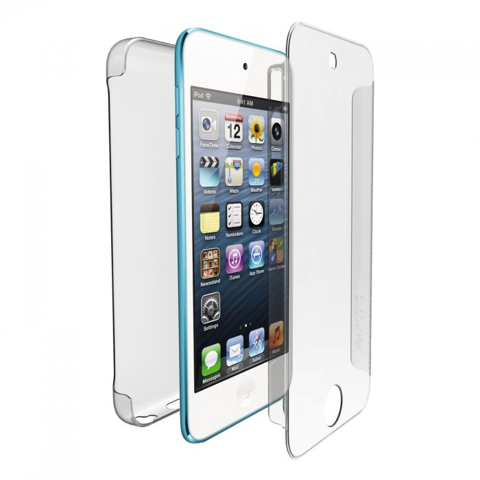 XDORIA COQUE PROTECTION 360 TRANSPARENTE APPLE IPOD TOUCH 5G CAMERA
