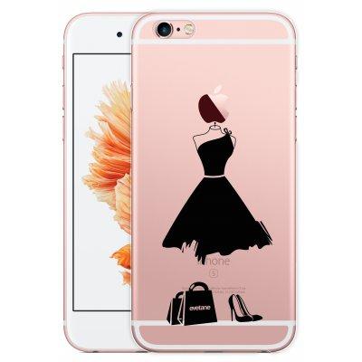 Coque rigide crystal My Little Black Dress pour iPhone 6