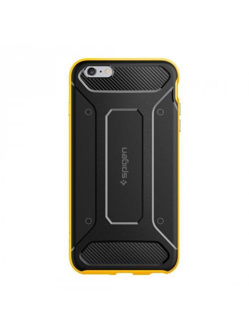 coque spigen neo hybrid carbone jaune pour iphone 6 plus et iphone 6s plus