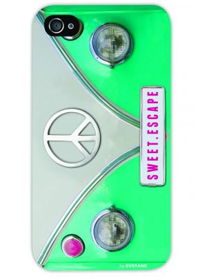 Coque iPhone 4/4s Turquoise