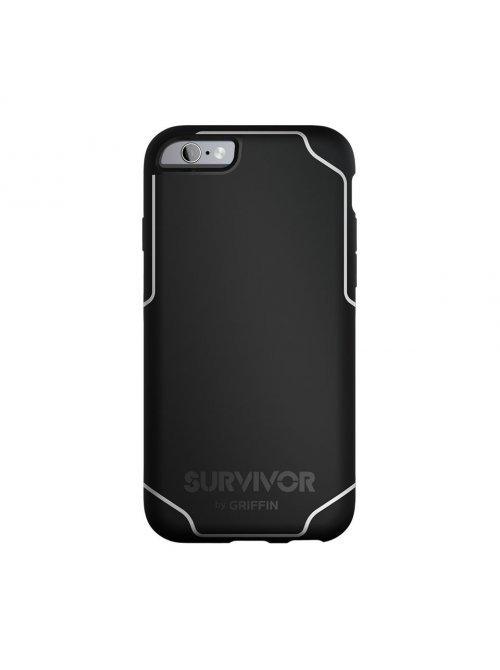 griffin coque griffin survivor journey noir blanche pour apple iphone 6 plus et iphone 6s plus
