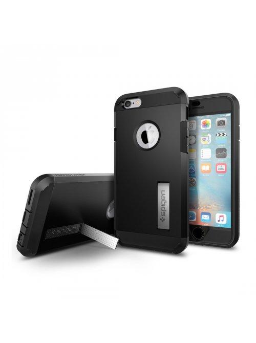 spigen coque spigen perfect armor noire pour iphone 6 et iphone 6s