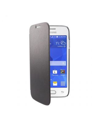 Etui de protection Galaxy Ace 4 Noir