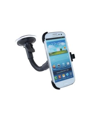 Support voiture Galaxy S4 - Noir