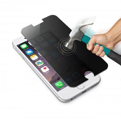 """Vitre de protection anti vision latérale en verre trempé iPhone 6 4.7"""""""
