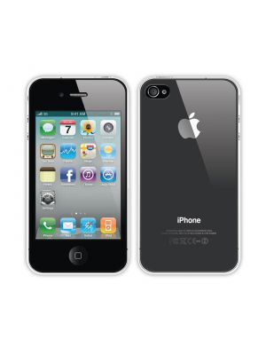 Coque iPhone 4/4s Transparent