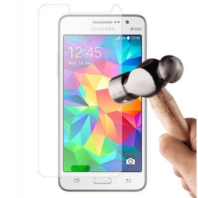 Vitre de protection anti-chocs en verre trempé pour Samsung Galaxy Grand Prime