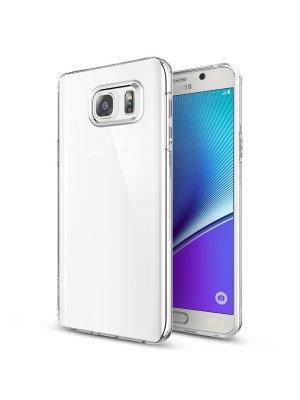 Spigen Coque souple Spigen transparente ultra fine pour Samsung Galaxy Note 5