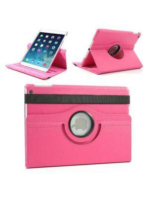 Etui rotatif 360 rose pour Apple iPad Pro