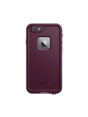 Lifeproof Fre Case Purple Back Case For Apple Iphone 6/6s