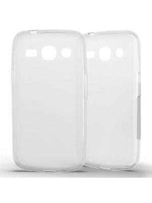 Coque silicone transparente pour Samsung Galaxy Star 2 Plus