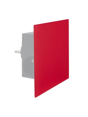 Usbepower Hide Magnetic Plate Red
